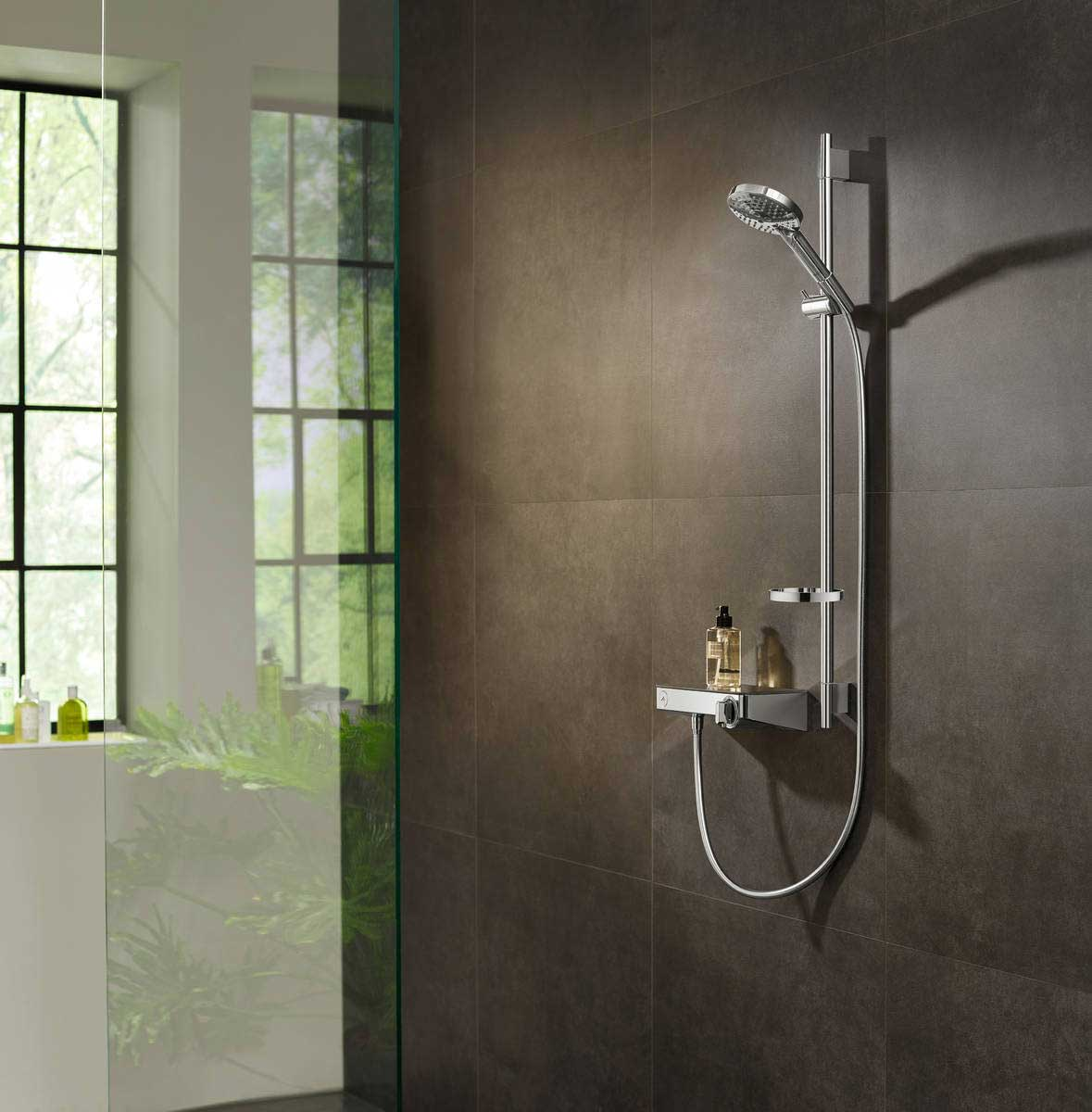 Душевой набор Hansgrohe Raindance Select S 27667000